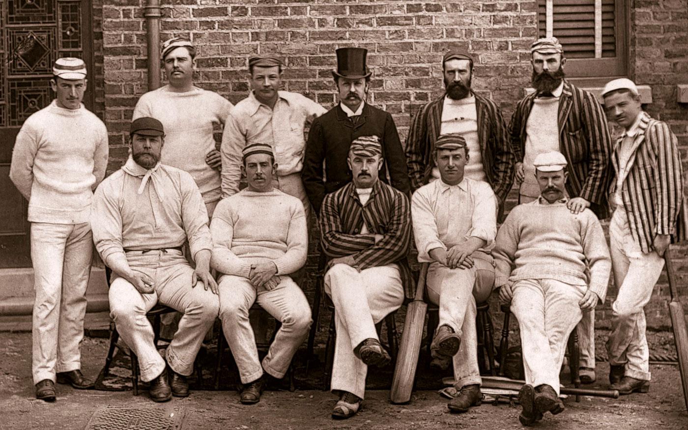 The Australian team in England,1888 | Photo | Australia | ESPNcricinfo.com