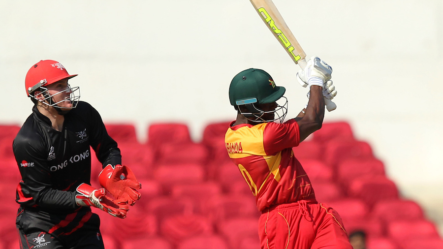 plays of the day hamilton masakadza 39 s farcical run out