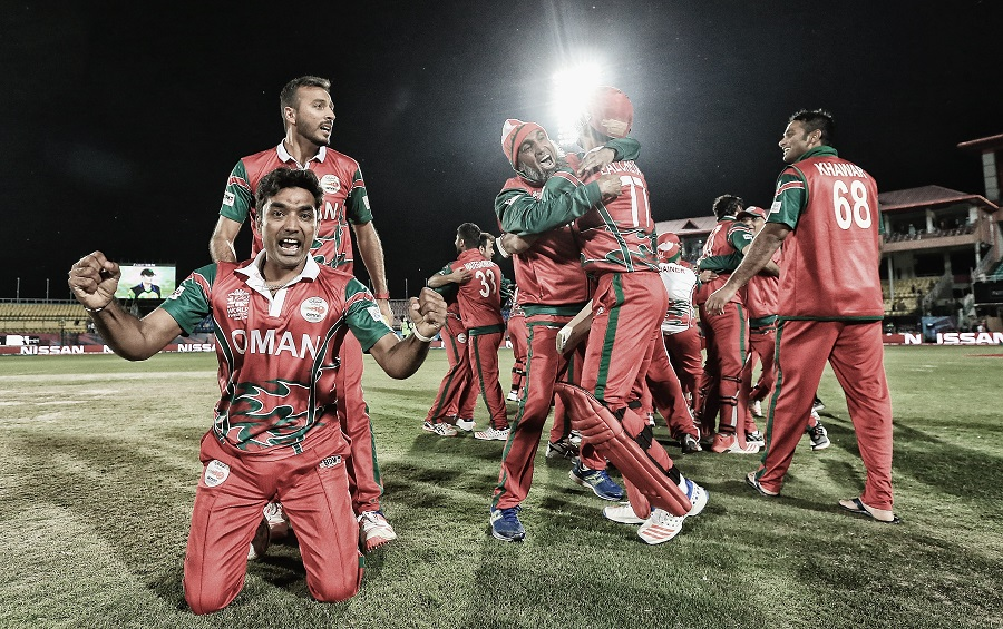 Oman had, in great fashion, created history on their World T20 debut
