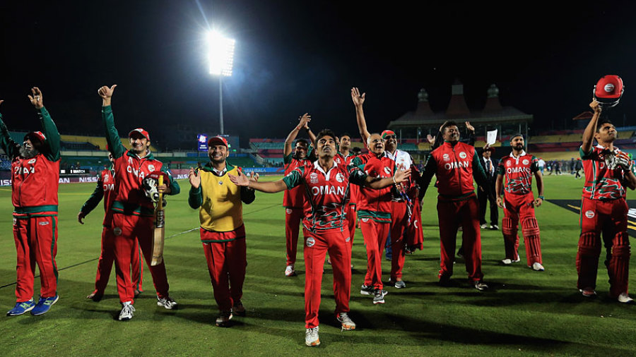 Oman soak in their famous victory