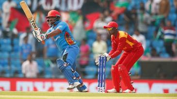 Mohammad Shahzad slammed 40 off 23 balls
