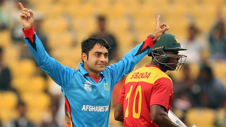 Rashid Khan picked up three wickets