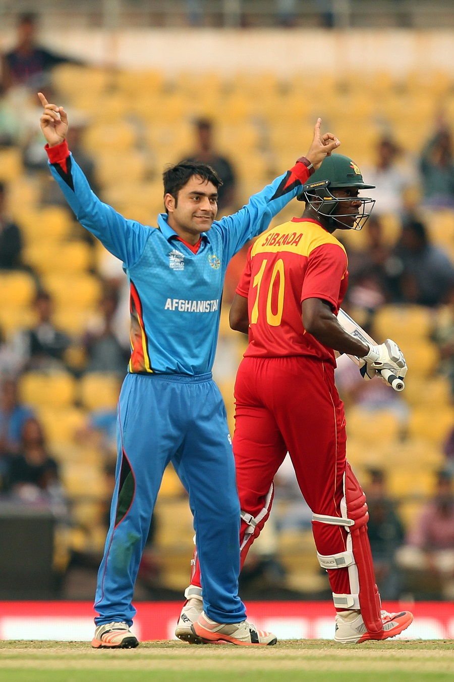 Afghanistan to Host Zimbabwe in Sharjah for Limited-Overs Series 3