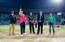 Hong Kong's Tanwir Afzal called it right at the toss and elected to bat, Hong Kong v Scotland, World T20 qualifiers, Group B, Nagpur, March 12, 2016