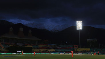 Dark clouds descend in Dharamsala