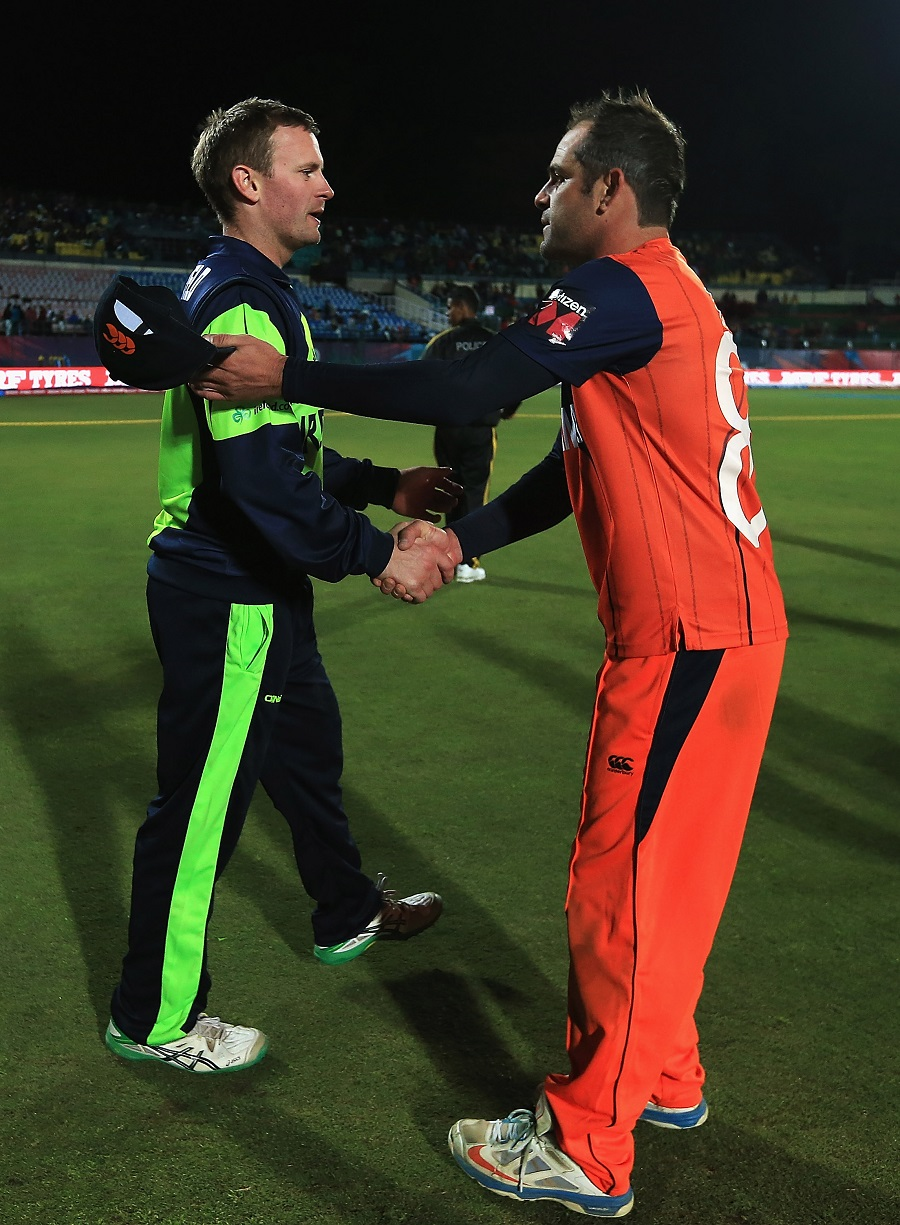 ... after the match | Photo | ICC Cricket World Cup 2011 | ESPN Cricinfo