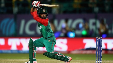 Tamim Iqbal steers fine on the off side