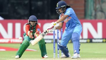 Veda Krishnamurthy made an unbeaten 36