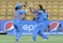 Poonam Yadav picked up two wickets, India v Bangladesh, Women's World T20, Group B, Bangalore, March 15, 2016