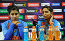 Mithali Raj and Harmanpreet Kaur speak to the media after India Women's win, India v Bangladesh, Women's World T20, Group B, Bangalore, March 15, 2016