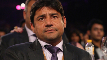 Vijay Dahiya at an IPL ceremony