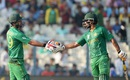 Ahmed Shehzad and Mohammad Hafeez shared a 95-run second-wicket stand, Bangladesh v Pakistan, World T20 2016, Group 2, Kolkata, March 16, 2016