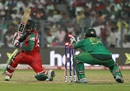 Mushfiqur Rahim is stumped by Sarfraz Ahmed, Bangladesh v Pakistan, World T20 2016, Group 2, Kolkata, March 16, 2016