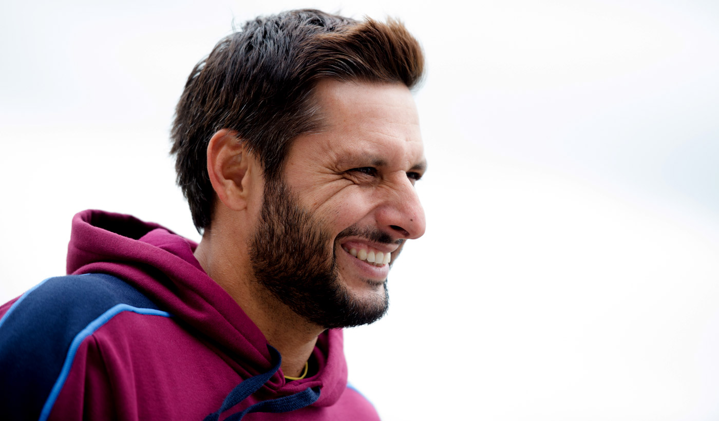 Shahid Afridi On His 20 Years In International Cricket