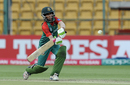 Salma Khatun prepares to hit through the leg side, Bangladesh v England, Women's World T20 2016, Group B, Bangalore, March 17, 2016