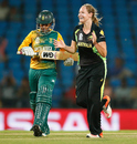 Lauren Cheatle dented South Africa with late blows, Australia v South Africa, Women's World T20, Nagpur, March 18, 2016