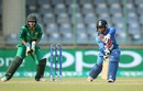 Mithali Raj plays through the off side, India v Pakistan, Women's World T20, Group B, Delhi, March 19, 2016