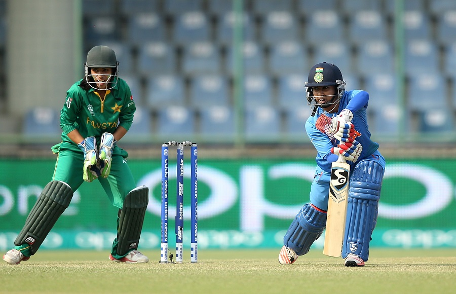 India beat Pakistan to reach final in ICC Women's WC qualifiers