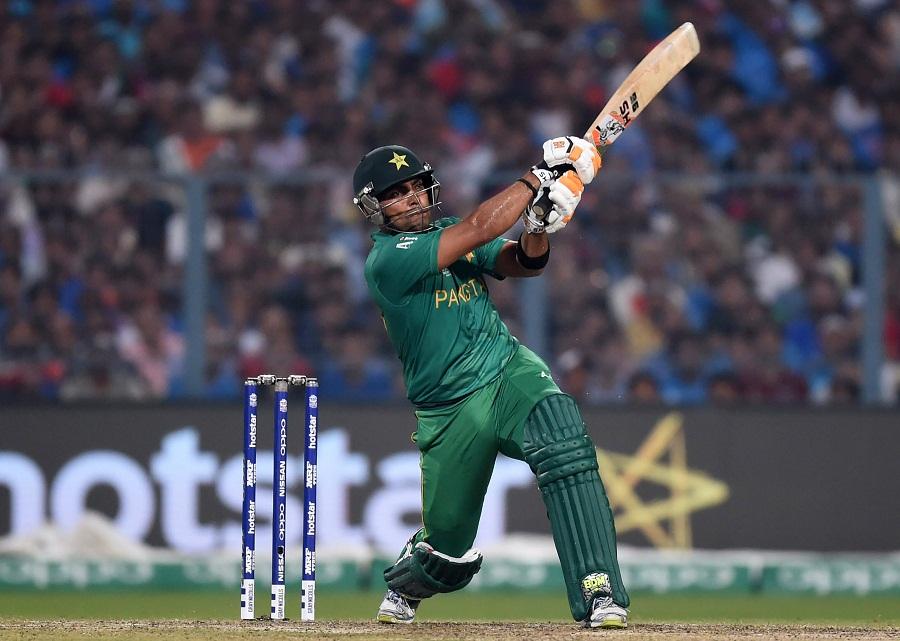 Pakistan recalls Umar Akmal for T20 series against West Indies