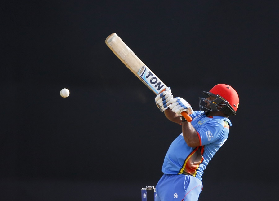 South Africa had runs on the board, but their bowlers' plans were upset early by Mohammad Shahzad, whose 19-ball 44 gave Afghanistan a blazing start