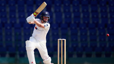 Gary Ballance rescued Yorkshire with a century