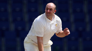 James Tredwell enjoyed success on the opening day in Abu Dhabi