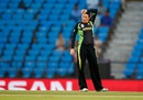 Erin Osborne leaked 23 runs in her 3.2 overs, Australia v New Zealand, Women's World T20 2016, Group A, Nagpur, March 21, 2016