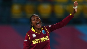 Afy Fletcher's 3 for 12 nearly won it for West Indies