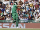 Umar Akmal plays a pull shot, Australia v Pakistan, World T20 2016, Group 2, Mohali, March 25, 2016