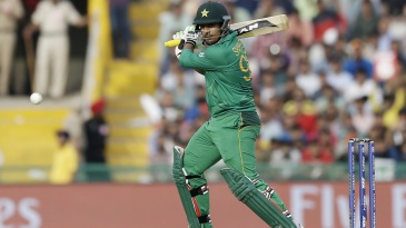 Sharjeel Khan plays a cut