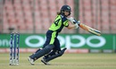 Cecelia Joyce plays the ball into the off side, Australia v Ireland, Women's World T20 2016, Group A, Delhi, March 26, 2016