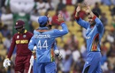 Mohammad Nabi picked up two wickets, Afghanistan v West Indies, World T20 2016, Group 1, Nagpur, March 27, 2016