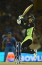 Peter Nevill pulled off a scoop shot in the final over, Australia v India, World T20 2016, Group 2, Mohali, March 27, 2016