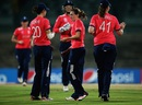 Laura Marsh took three wickets, England v Pakistan, Women's World T20 2016, Group B, Chennai, March 27, 2016