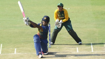 Chamari Atapattu hits out