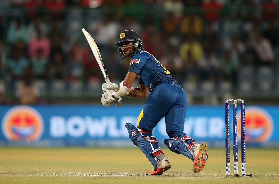Dinesh Chandimal, who led Sri Lanka in the absence of the resting Angelo Mathews, got the side off to a brisk start