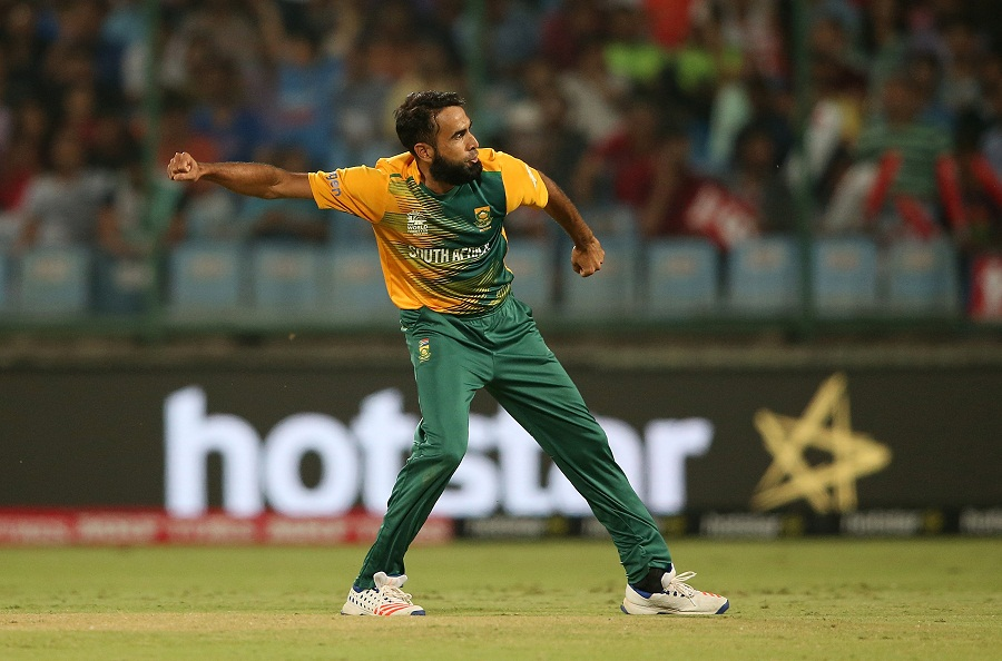 Imran Tahir also pitched in with a wicket as Sri Lanka's slide turned into a proper collapse. They were bowled out for 120 with three balls to spare