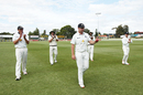 Jon Holland took a five-wicket haul in South Australia's second innings, South Australia v Victoria, Sheffield Shield Final, Adelaide, 4th day, March 29, 2016