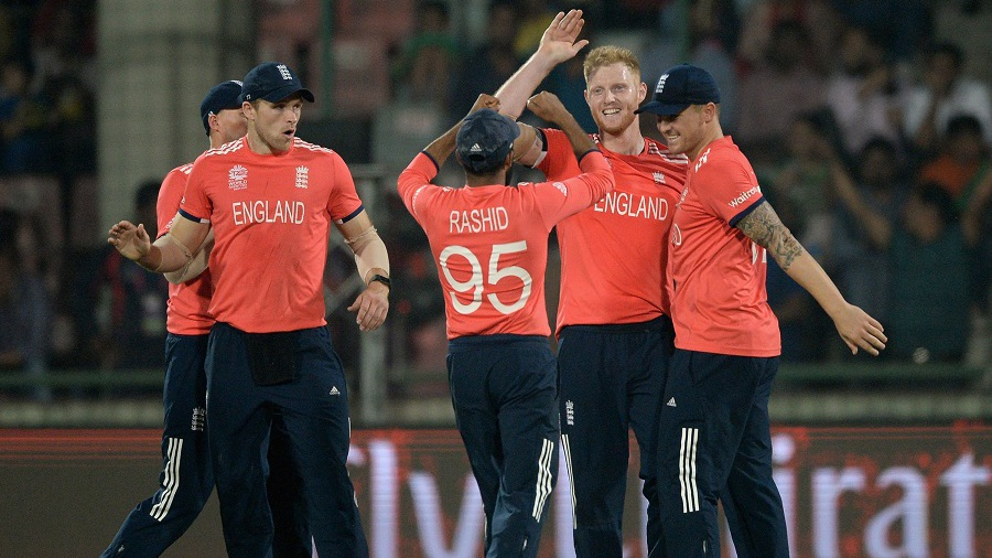 Ben Stokes picked up three wickets in an impressive display of death bowling to help England restrict New Zealand to 153 for 8 in their semi-final in Delhi