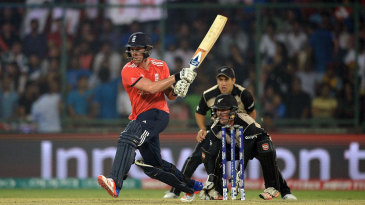 Jason Roy brings out the reverse sweep