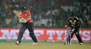 Jason Roy was bowled for 78, England v New Zealand, World T20 2016, semi-final, Delhi, March 30, 2016
