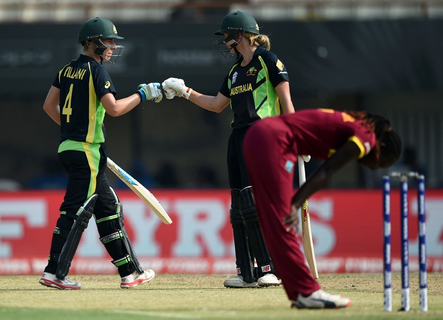 Australia power to victory over West Indies