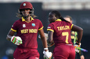 Stafanie Taylor and Hayley Matthews shared a 120-run opening partnership, Australia v West Indies, Women's World T20, final, Kolkata, April 3, 2016