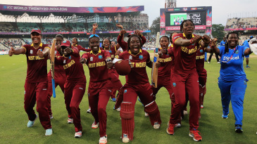 West Indies Women do the