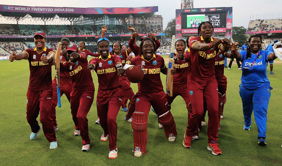 Tony Cozier The Rise Of The West Indies Women S Team