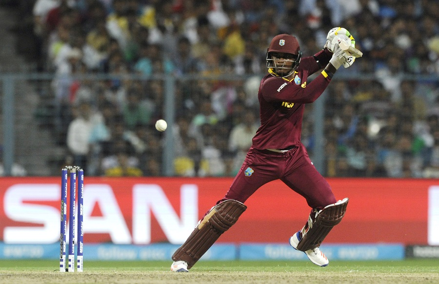Samuels took the chase as deep as he could and finished with an unbeaten 85 off 66 balls,
