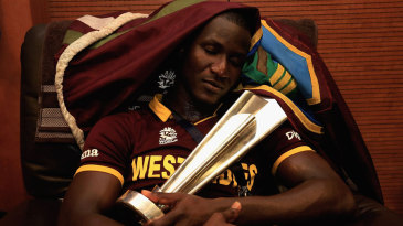 Darren Sammy just might have had the greatest sleep of his life