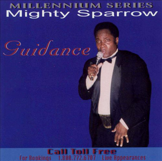 Sparrow's album <i>Guidance</I> contains the songs