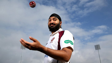 Monty Panesar will try to revive his career back at Northamptonshire