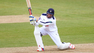 Ryan McLaren provided Hampshire a much-needed boost